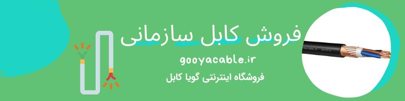 کابل سازمانی
